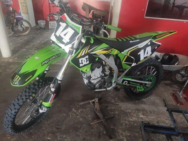 Kawasaki kx250f - Foto 2