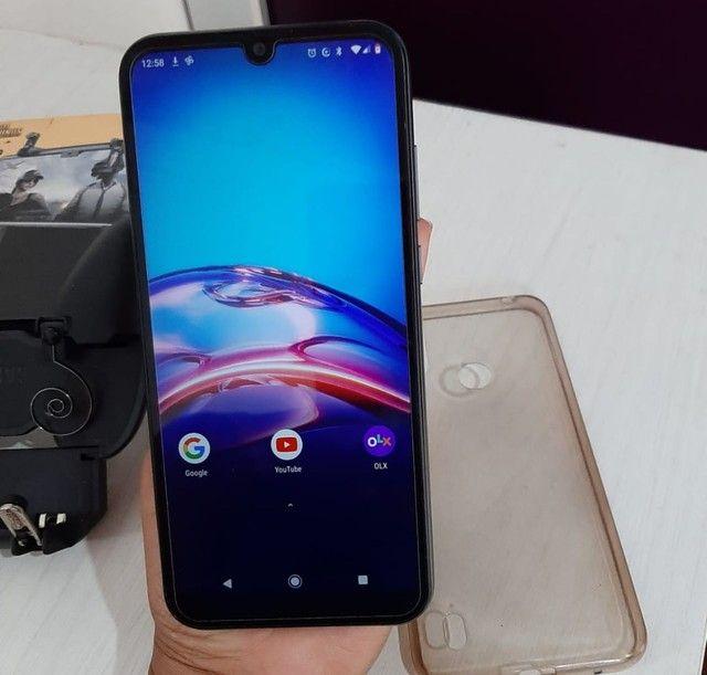Moto E6s  aparelho está Novíssimo , na garantia da Motorola - Foto 2