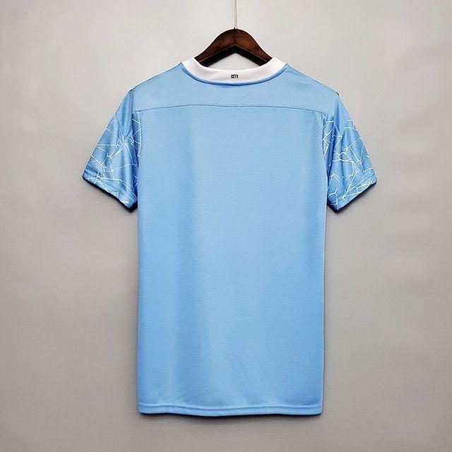 Camisa do Manchester City  - Foto 5