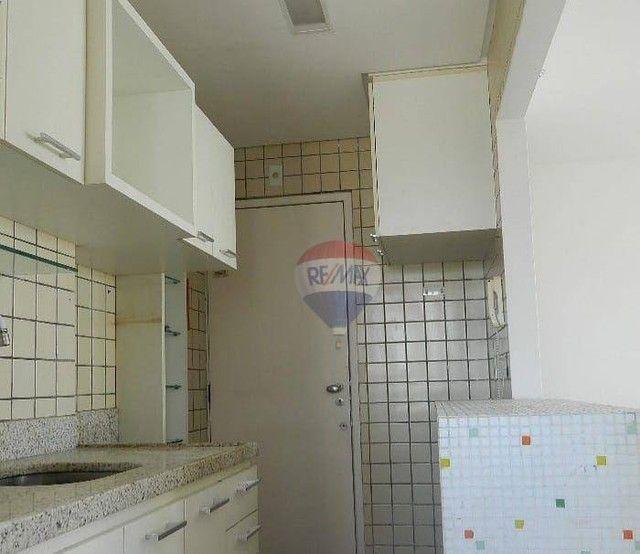 Apartamento com 2 dormitórios à venda, 60 m² por R$ 320.000,00 - Aflitos - Recife/PE - Foto 8