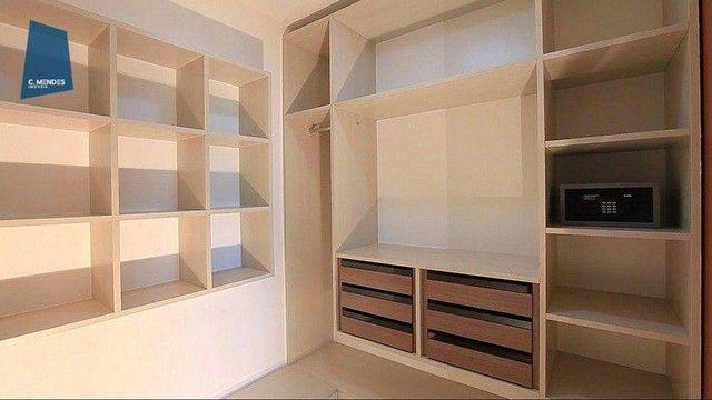 Apartamento à venda, 164 m² por R$ 1.313.737,46 - Guararapes - Fortaleza/CE - Foto 19
