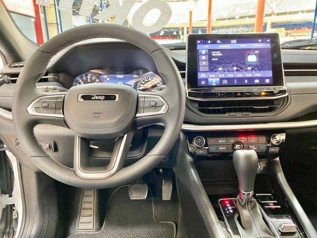 Jeep Nova Compass Longitude T350 4x4 a Diesel A Pronta entrega!!! Santo Andre São Paulo - Foto 13