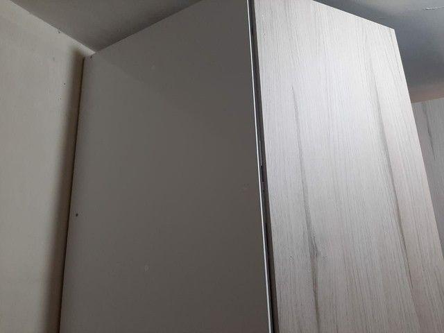 Guarda roupa 4 portas + canto  - Foto 5