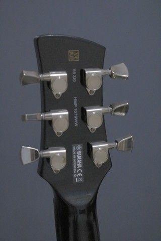 Guitarra yamaha rs320bl - Foto 5
