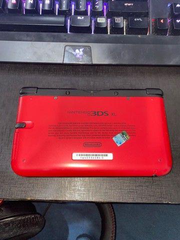 Nintendo 3DS + 5 Jogos - Foto 2