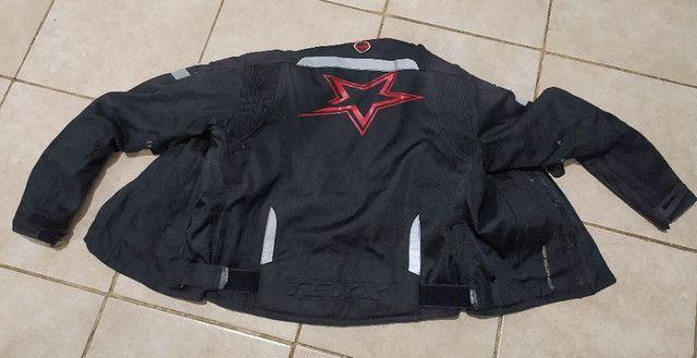 Jaqueta e calça Texx Feminina tamanho P - Foto 5