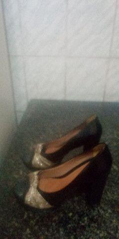Sapato usado