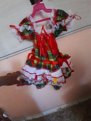 Vestido junino - Foto 2