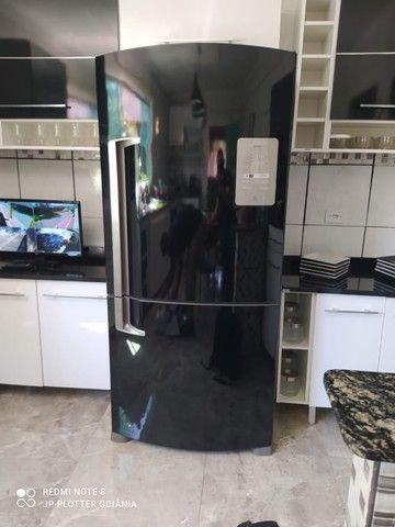 plotagem de geladeira adesivos de geladeira envelopamento de geladeira - Foto 5