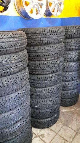 Tenho promoção de pneus 15 por 210 ligue Adriano  - Foto 4