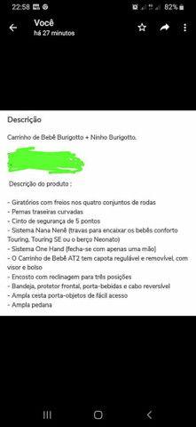 Carrinho Burigoto - Foto 2