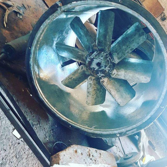 Exaustores e Ventiladoree Industriais - Foto 3