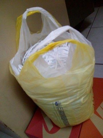 cadastro para sapato 40,00 duas sacolas + ou - 1.000 pares - Foto 4