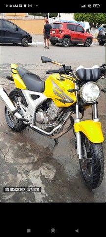R$ 9.500 Honda/CBX 250 Twister - Foto 6