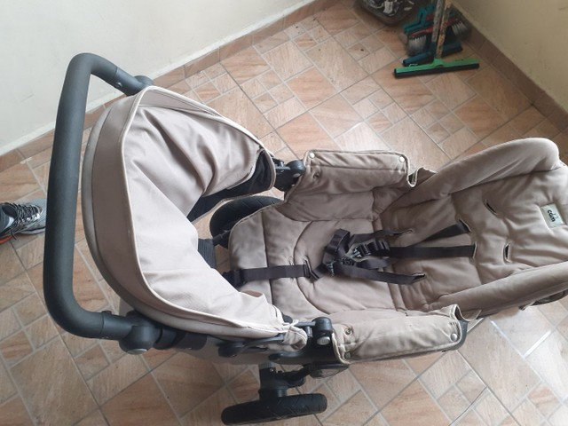 Carrinho de bebê conforto  - Foto 5