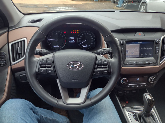 Hyundai Creta 2.0 Pretige 2018 - Foto 8