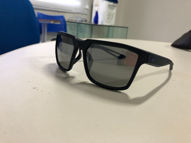 Óculos De Sol Nike Bandit Ev0917 404 415 - Azul - Foto 2