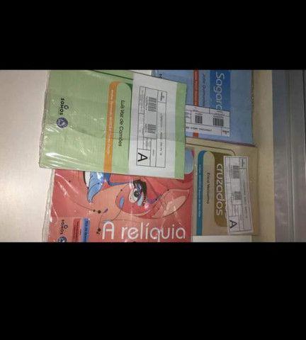 Livros revisão Enem e vestibulares, novos R$1500,00 - Foto 3
