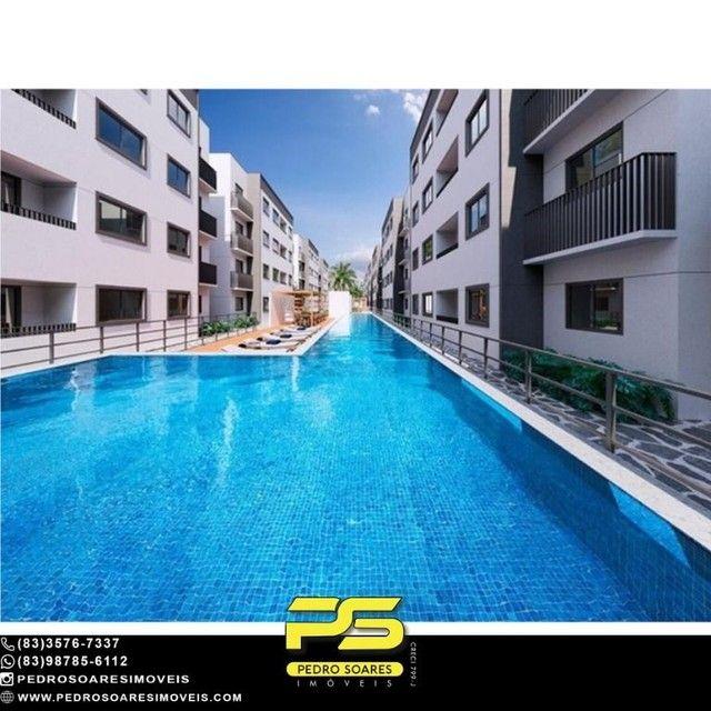 Apartamento com 2 dormitórios à venda, 43 m² por R$ 116.000 - Cristo Redentor - João Pesso - Foto 3
