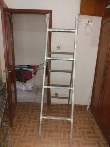 Escada de ferro de 6 degraus  - Foto 3