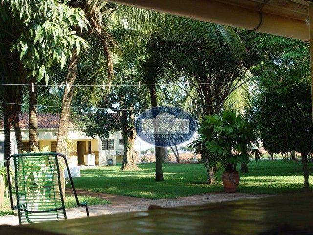 Chácara com 2 dormitórios à venda, 5920 m² por R$ 330.000,00 - Chácaras Arco-Íris - Araçat - Foto 5