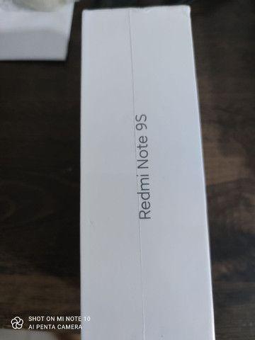 Xiaomi note 9s 128g lacrado - Foto 2