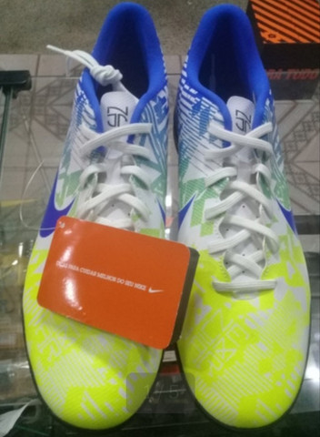 Chuteira da Nike futsal - Foto 3