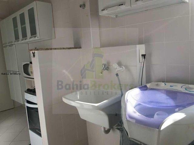 Apartamento para Locação em Salvador, Stiep, 3 dormitórios, 1 suíte, 3 banheiros, 2 vagas - Foto 8
