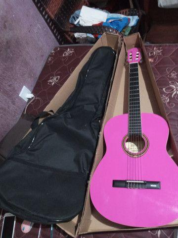 Vendo violão da michael - Foto 4
