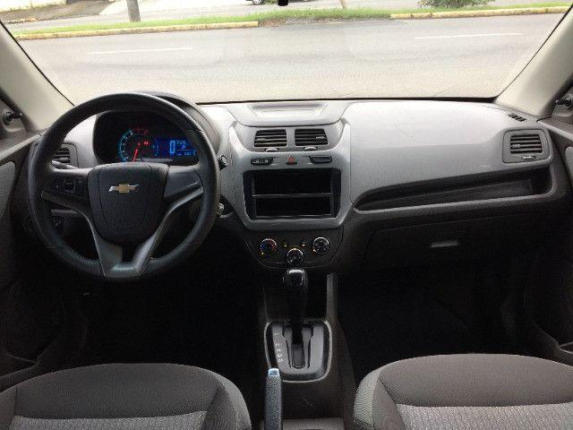 Chevrolet Cobalt Lt Flex 2013 Completo Automático - Foto 11
