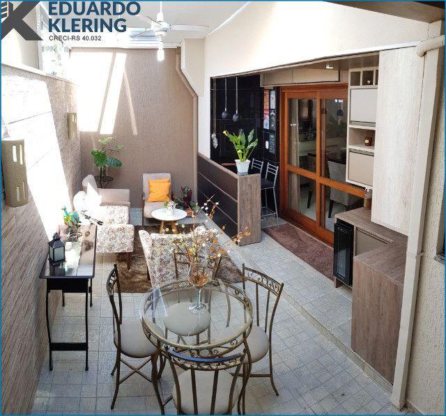 Casa em Condomínio, 3 dormitórios, suíte, 2 banheiros e lavabo, 127,40m², Sapucaia - Foto 3