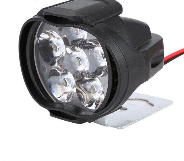Farol auxiliar LED