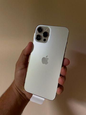 iPhone 12 Pro Max de 128gb, NOVO NA CAIXA LACRADA E A PRONTA ENTREGA  - Foto 3