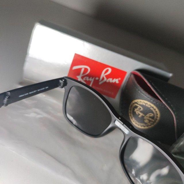 Oculos Ray Ban de Sol - Foto 2