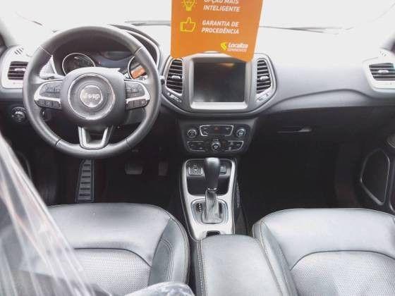 COMPASS 2019/2020 2.0 16V FLEX LONGITUDE AUTOMÁTICO - Foto 3