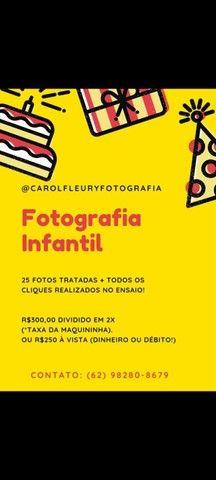 Fotografia Festa Infantil e festas em geral