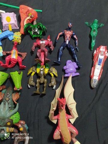 Vendo lote de Brinquedos - Foto 2