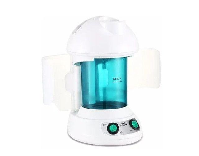 Vaporizador Facial Vapor De Ozônio Kingdon K-2328 220v - Foto 3