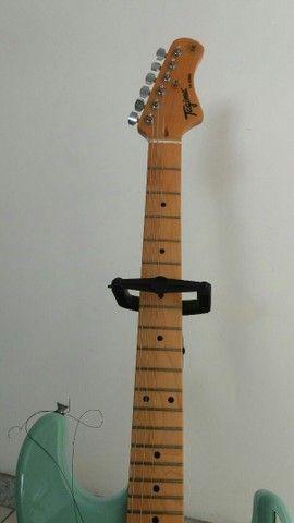 Guitarra em ótimo estado usadas pouquíssimas vezes com kit - Foto 3