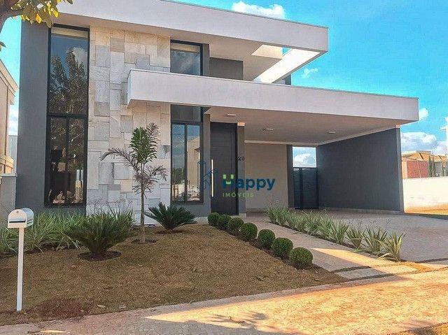 Casa à venda, 172 m² por R$ 1.210.000,00 - Condomínio Reserva Real - Paulínia/SP