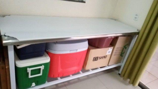 Liquidificador Industrial Basculante Metvisa 25L + outros - Foto 3