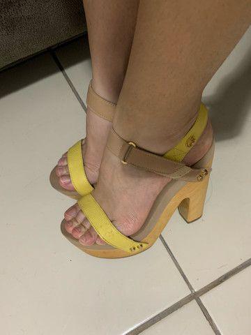 Sandália Carmen steffens