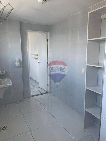 Apartamento com 3 dormitórios à venda, 130 m² por R$ 970.000,00 - Aflitos - Recife/PE - Foto 15