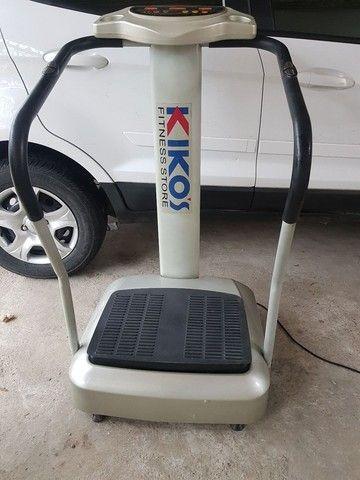 Plataforma vibratória  kikos fitness store - Foto 2