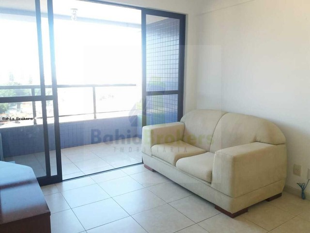 Apartamento para Locação em Salvador, Stiep, 3 dormitórios, 1 suíte, 3 banheiros, 2 vagas - Foto 2