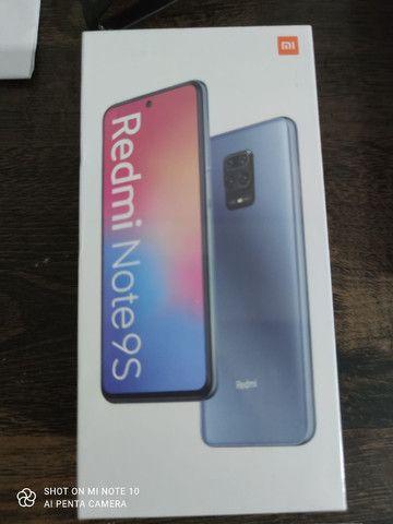 Xiaomi note 9s 128g lacrado - Foto 3