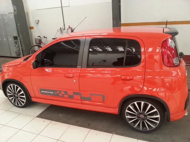 FIAT UNO SPORTING PARTICULAR