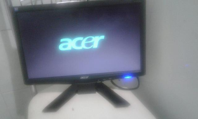 $Promoç$70, monitor 16.3 15p Acer LCD