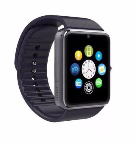 Relógio Inteligente SmartWatch GT08 Bluetooth Gear Chip - Android e IOS