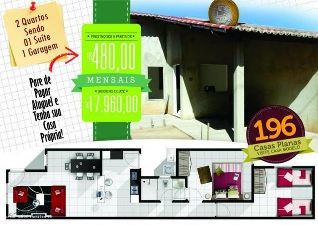 Novas Casas de 63 e 85 m2 - Cascavel - CE - Promoçao ! - Foto 10
